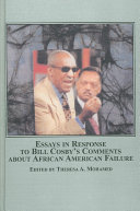 Essays in Response to Bill Cosby s Comments about African American Failure