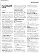 Cornell University Description of Courses