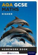 Aqa Gcse Maths: Gcse: Aqa Gcse Maths Higher Homework Book