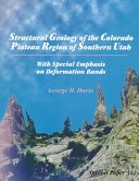 Structural Geology of the Colorado Plateau Region of Southern Utah, with Special Emphasis on Deformation Bands Pdf/ePub eBook
