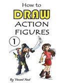 How to Draw Action Figures Book