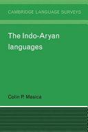 The Indo Aryan Languages