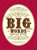 Pdf The Big Book of Words You Should Know