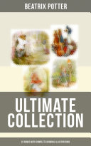 BEATRIX POTTER Ultimate Collection   22 Books With Complete Original Illustrations