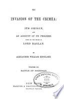 The Invasion of the Crimea: Battle of Inkerman. 1875