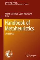 Pdf Handbook of Metaheuristics Telecharger