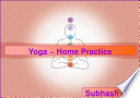 Yoga Home Practice