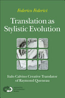 Translation as Stylistic Evolution