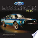 Ford Muscle Cars 2015