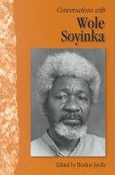 Conversations With Wole Soyinka