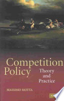 Competition Policy Book