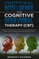 Emotional Intelligence   Cognitive Behavioral Therapy CBT