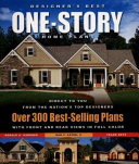 Designer s Best One story Home Plans
