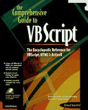 The Comprehensive Guide to VBScript