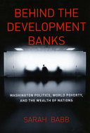 Pdf Behind the Development Banks