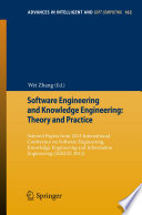 Software Engineering And Knowledge Engineering Theory And Practice Book PDF