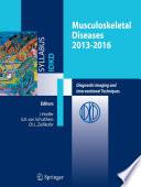 Musculoskeletal Diseases 2013 2016