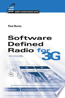 Software Defined Radio For 3g Book PDF