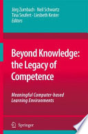Beyond Knowledge The Legacy Of Competence