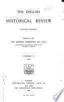 The English Historical Review Book
