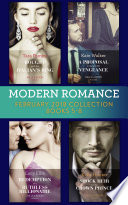 Modern Romance Collection February 2018 Books 5 8 Mills Boon E Book Collections