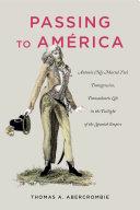 Passing to América Pdf/ePub eBook