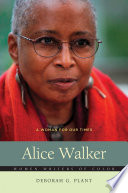 Alice Walker A Woman For Our Times