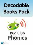 Bug Club Phonics Pack of Decodable Books  1 X 164 Books