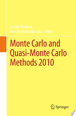 Read Book Monte Carlo and Quasi-Monte Carlo Methods 2010 Free PDF - Read Full Book