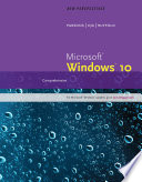 New Perspectives Microsoft Windows 10  Comprehensive