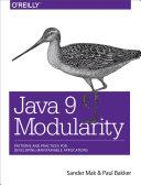 Java 9 Modularity
