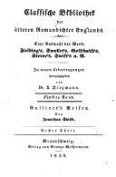 Gulliver's Reisen in unbekannte Länder
