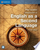 Books - Introduction To English As A Second Language Coursebook With Audio Cd | ISBN 9781107686984