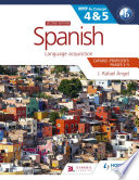 Spanish for the IB MYP 4 5  Capable Proficient Phases 3 4  5 6   MYP by Concept Second edition