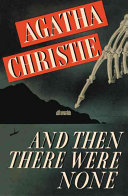 And Then There Were None Facsimile Edition