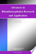 Advances In Rhombencephalon Research And Application 2012 Edition Book PDF