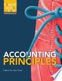 """Accounting Principles"" by Jerry J. Weygandt, Paul D. Kimmel, Donald E. Kieso"