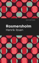 Rosmersholm [Pdf/ePub] eBook