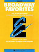 Essential Elements Broadway Favorites Book PDF