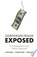 Corporate Fraud Exposed