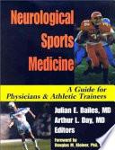Neurological Sports Medicine Book