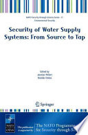 Security of Water Supply Systems