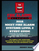 2018 Nicet Fire Alarm Systems Level 2 Study Guide