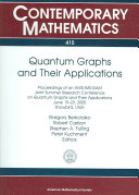 Quantum Graphs and Their Applications