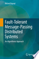 Fault Tolerant Message Passing Distributed Systems Book
