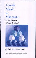 Jewish Music as Midrash