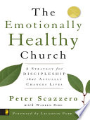 The Emotionally Healthy Church  Updated and Expanded Edition Book
