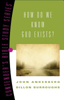 How Do We Know God Exists  Book