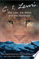 The Lion, the Witch and the Wardrobe Movie Tie-in Edition (adult) image