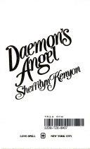Daemon S Angel Book PDF